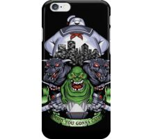 Who You Gonna Call? - Iphone Case #2 iPhone Case/Skin