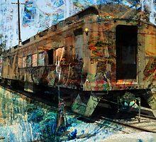 Train Cars by Robert Ball