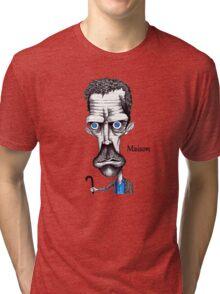 Hugh Laurie Tri-blend T-Shirt