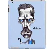 Hugh Laurie iPad Case/Skin