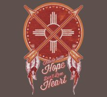 Native American Crest Shirt by fleshandbone