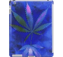 Hemp Lumen #2  Marijuana, Cannabis iPad Case/Skin