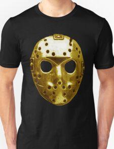Gold Hockey Mask T-Shirt