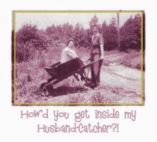 Husband Catcher Kids Tee