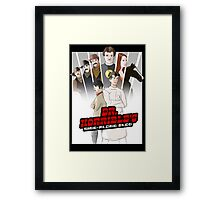 Horrible Vs. The World Framed Print