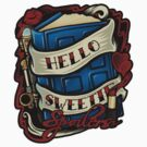 Hello Sweetie - Sticker by TrulyEpic