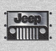 My Cool silver steampunk Jeep by Johnny Sunardi