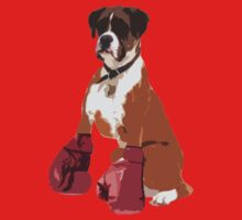 Boxer Dog Kids Clothes