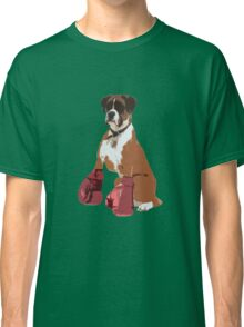 Boxer Dog Classic T-Shirt