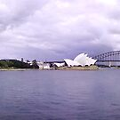 Sydney Harbor by maureenclark