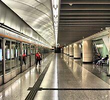 HongKong Underground by riverboy