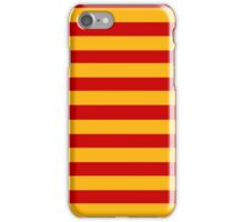 Harry Potter- Gryffindor House Colours iPhone Case/Skin