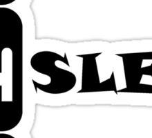 Eat Sleep Blog Sticker