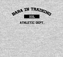 Bara in Training Tee black text Unisex T-Shirt