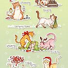 A Cat's Guide to Christmas Presents by AliciaMB