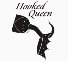 OUAT - Hooked Queen by Irene D