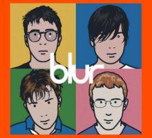 Blur: The Best Of Kids Tee