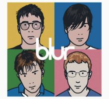 Blur: The Best Of Kids Tee