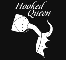 OUAT - Hooked Queen (White) Kids Clothes