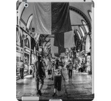 Inside The Grand Bazaar iPad Case/Skin