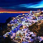 Santorini by Hercules Milas