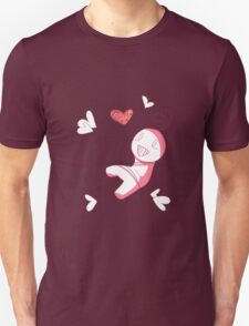 Cry Plays the Heart T-Shirt
