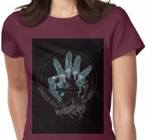 Castle Of Glass Womens Fitted T-Shirt