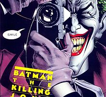 Killing Joke Comic Cover by mroland992