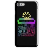 T.A.R.D.I.S. iPhone Case/Skin