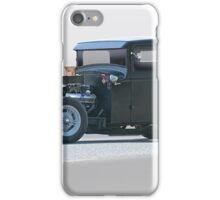 1932 Ford Rat 'Brute Force' Rod Pickup iPhone Case/Skin