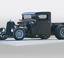 1932 Ford Rat 'Brute Force' Rod Pickup by DaveKoontz