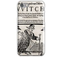 DISCOVERY OF A WITCH iPhone Case/Skin