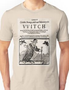 DISCOVERY OF A WITCH Unisex T-Shirt