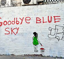 Goodbye blue sky by Respire