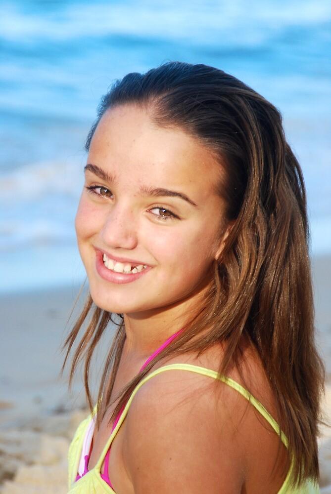 Aussie Beach Gal by Penny Smith