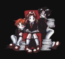 Harry Potter Manga by Danyashal