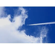 Airline  Photographic Print