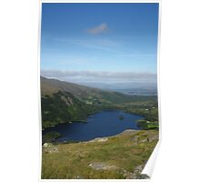 Glanmore Lake from the Healy Pass Poster