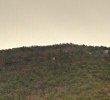 Pilot Mountain HDR Sticker