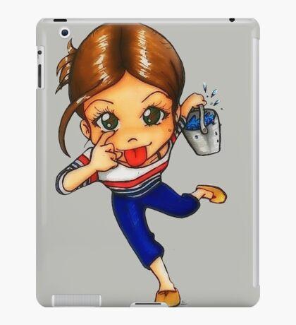 #KissMyALS iPad Case/Skin