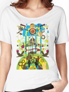 Shangri-La Women's Relaxed Fit T-Shirt