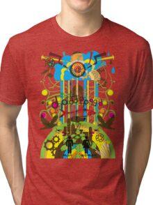 Shangri-La Tri-blend T-Shirt