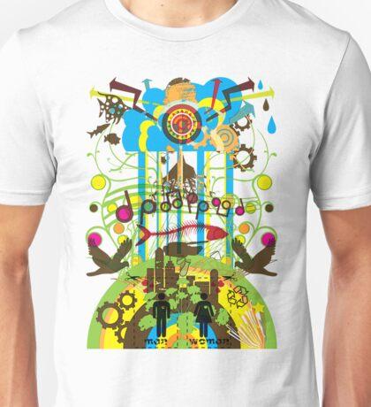 Shangri-La Unisex T-Shirt