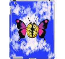 Visualize! Dream! Spread Your Mind's Wings iPad Case/Skin