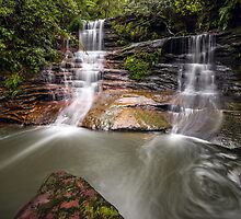 Sugarloaf Creek by vilaro Images
