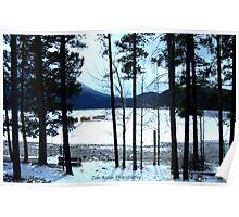 Frozen Lake…….. Poster
