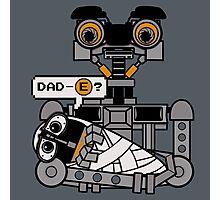 Dad-E? Photographic Print