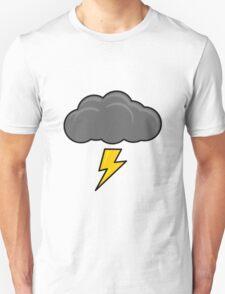 Cartoon Thundercloud!! T-Shirt