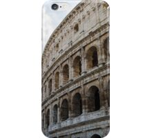 Rome - The Colosseum - A view iPhone Case/Skin