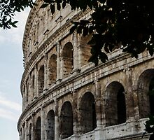 Rome - The Colosseum - A view by Andrea Mazzocchetti